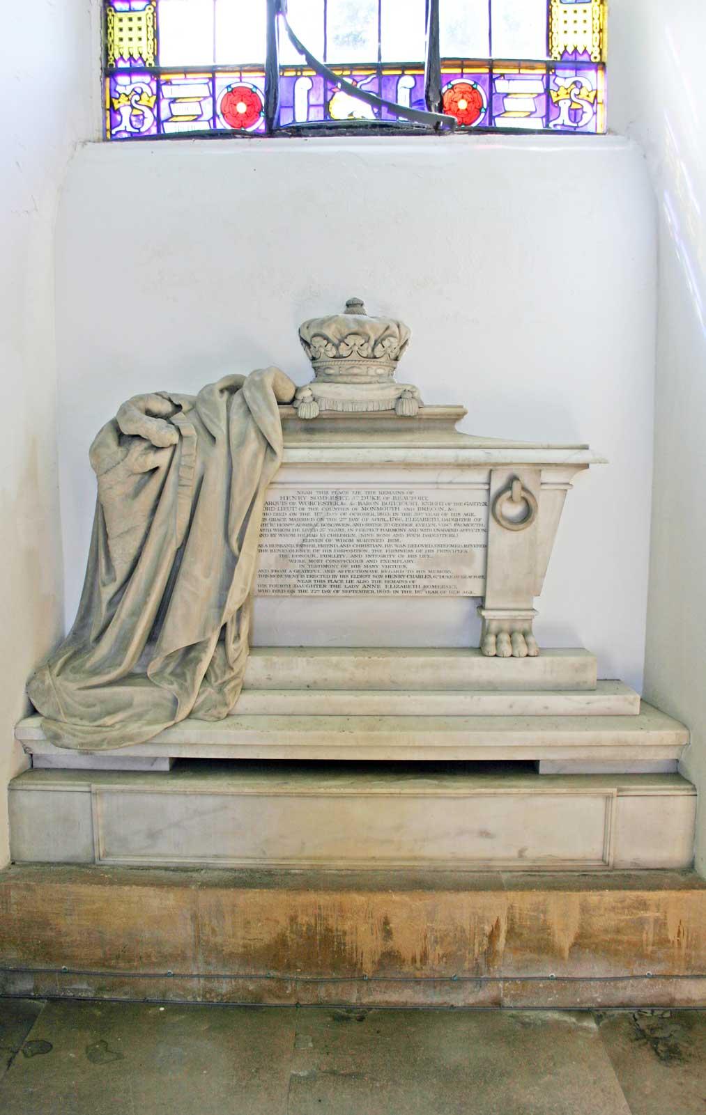 The 5th Duke of Beaufort's Memorial