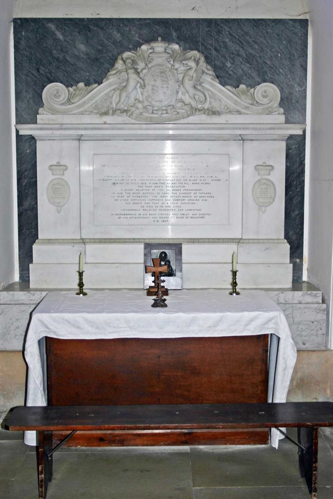 The 6th Duke of Beaufort's Memorial