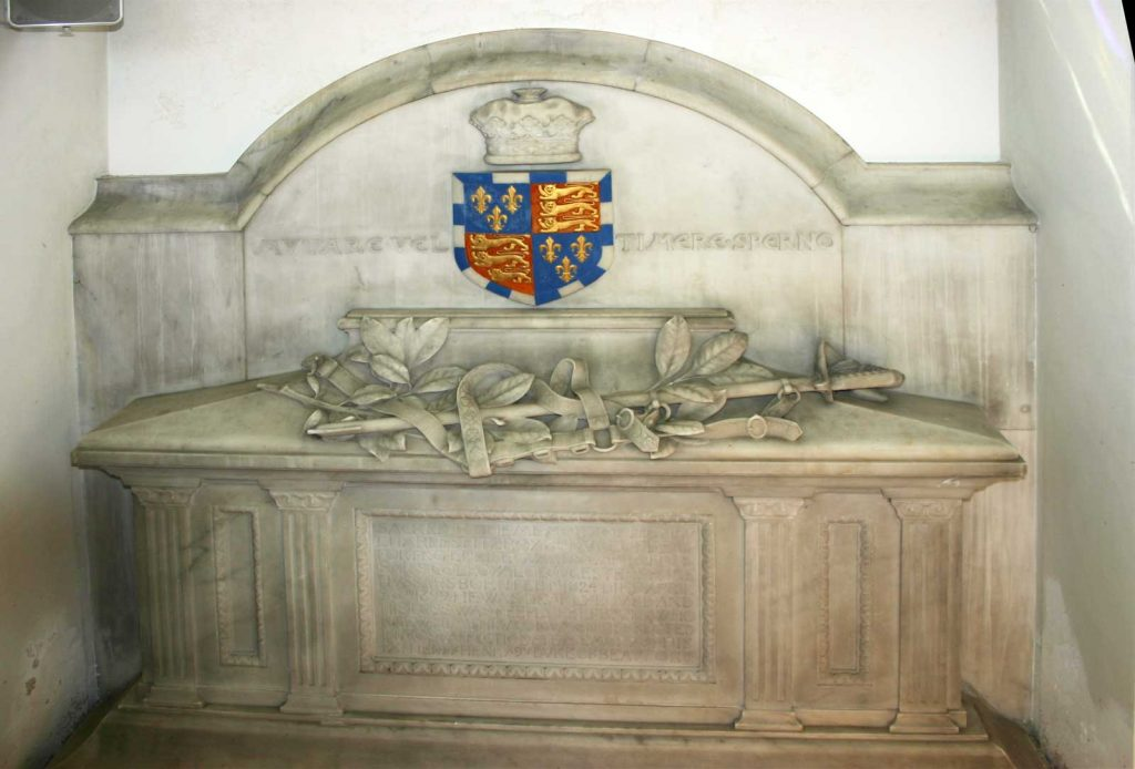 The 8th Duke of Beaufort's Memorial