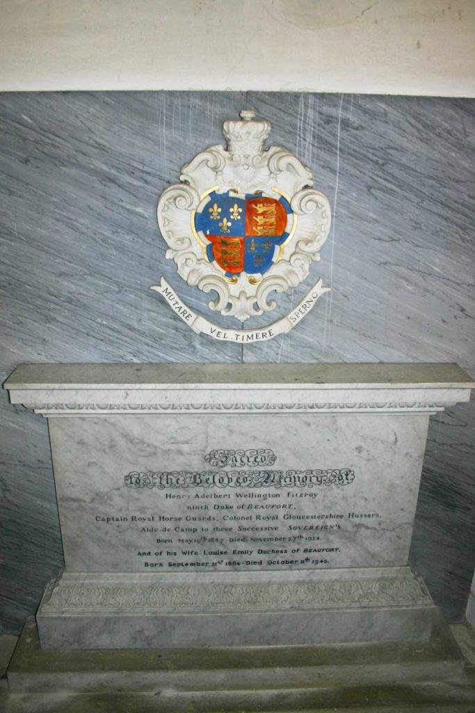 The 9th Duke of Beaufort's Memorial