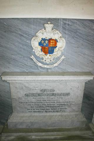 The 9th Duke of Beaufort's Memorial