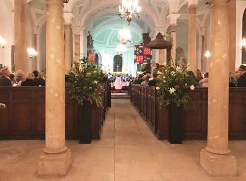 Christ Church Cathedral Choir at Great Badminton