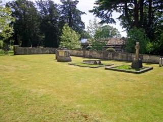Great Badminton's Graveyard