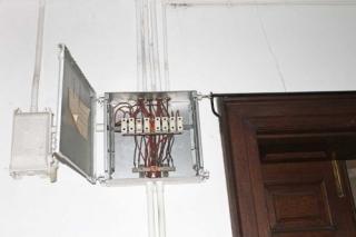 The Old China Fuse Box