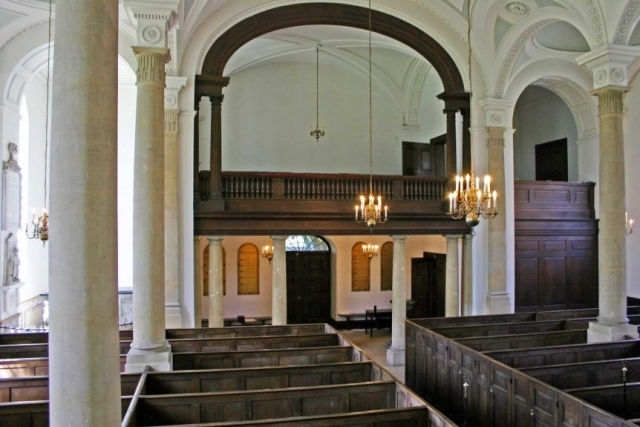 The Tribune Viewed From the Pulpit